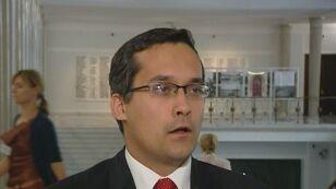 Radosław Parda (LPR) kompromitacja prokuratury