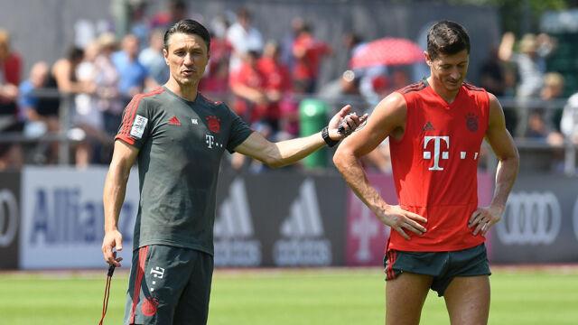 """Trener Bayernu nie odda Lewandowskiego. """"Zaakceptował to"""""""