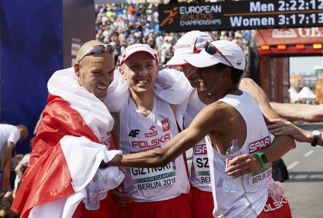 Skandal po maratonie. Polacy cieszyli się z medalu, którego nie zdobyli