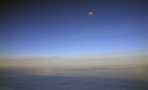 Astronauci wrócili na Ziemię