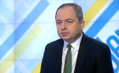 Szymański: Bruksela słusznie zakłada, że nie należy angażować się w relacje polsko-izraelskie