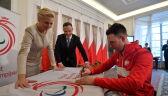 Paraolimpiada: prezydent Duda wręczył nominacje reprezentantom Polski