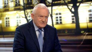 Miller: rządzący mówią do polskiego elektoratu, zagranica tego nie rozumie