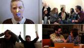 Akademia pokazała kompliację wideo, na której widać radość nominowanych