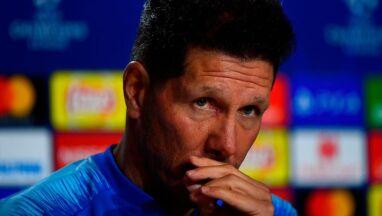 Diego Simeone nie myśli o Ronaldo. Szczęsny musi zatrzymać gwiazdy