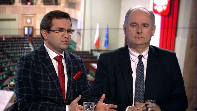 Zbigniew Girzyński o kandydaturze Joachima Brudzińskiego do PE