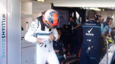 Kubica nie będzie testował przynajmniej do środy.