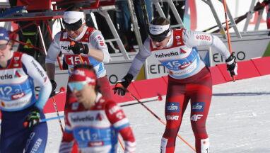 Duża strata Kowalczyk i Skinder w finale sprintu drużynowego