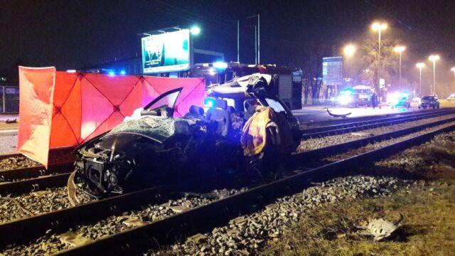 """Przez pijanego kierowcę zginął niewinny człowiek. """"Prędkościomierz zatrzymał się na 140 km/h"""""""