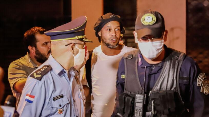 Ronaldinho zamienił areszt na hotel. Pomogło wpłacenie potężnej kaucji