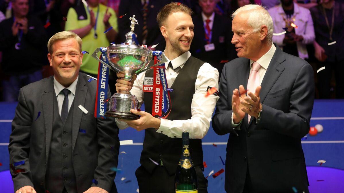 Szef snookera: mamy możliwość zorganizowania wspaniałych mistrzostw
