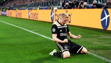 Ajax królem meczów wyjazdowych. Trzeci taki zespół w Lidze Mistrzów
