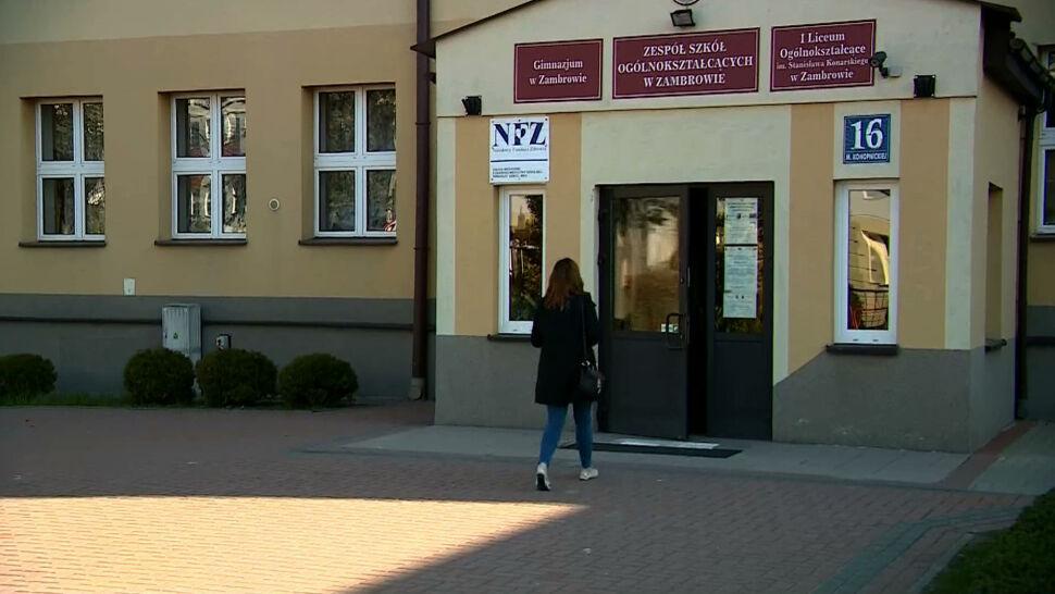 Nauczyciele ze szkoły w Zambrowie zawiesili strajk dla maturzystów
