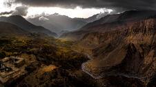 Mustang - zapomniane królestwo w najgłębszej dolinie świata