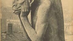"""Notre-Dame. Zakład Fotograficzny """"Bracia Neurdein"""" (Paryż) 1906."""