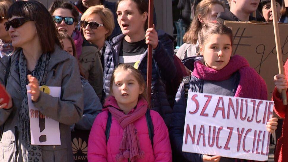 Fiasko rozmów ZNP i rządu w sprawie nauczycieli