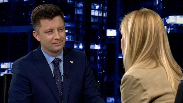 """Michał Dworczyk był gościem """"Kropki nad i"""""""