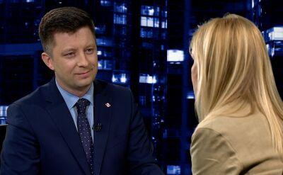 """Michał Dworczyk w """"Kropce nad i"""". Cała rozmowa"""
