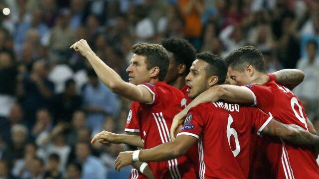Bayern zaprzecza: nasi piłkarze nie atakowali sędziów