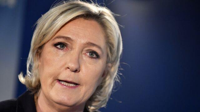 """""""Rozczarowania nie ma"""". Reakcja w sztabie Marine Le Pen"""