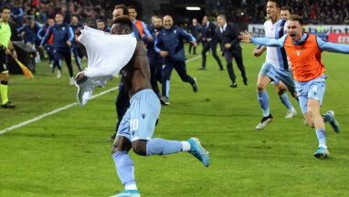 Dwa gole w doliczonym czasie. Lazio odwróciło wynik jak kiedyś Manchester United