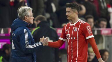 Legenda Bayernu chwali Lewandowskiego.