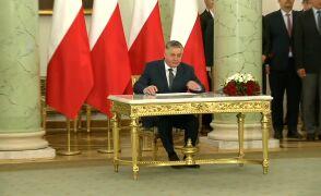 Mariusz Błaszczak powołany na urząd ministra spraw wewnętrznych i administracji