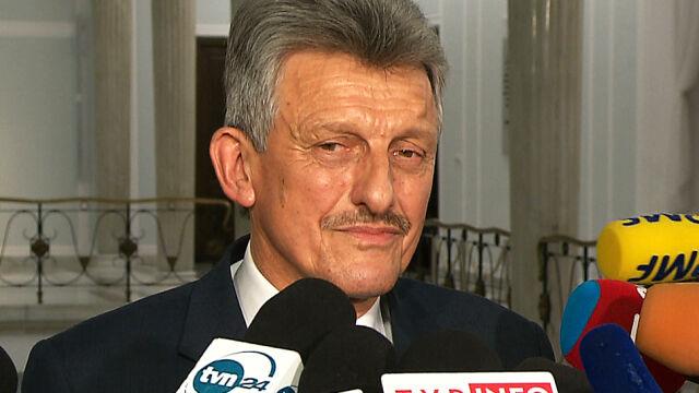 Stanisław Piotrowicz: jest to wyzwanie pod adresem parlamentu