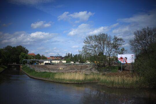 Muzeum wybudują nad Motławą