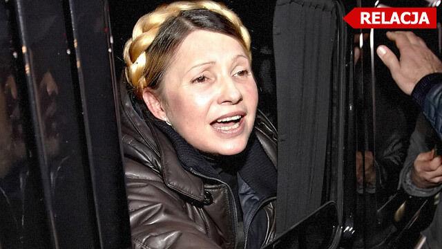 Tymoszenko na Majdanie: Janukowycza i cały brud,  który zebrał się wokół niego, sprowadzić na Majdan