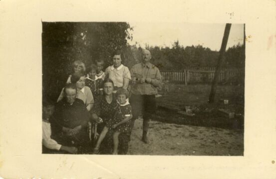 Inka z rodziną