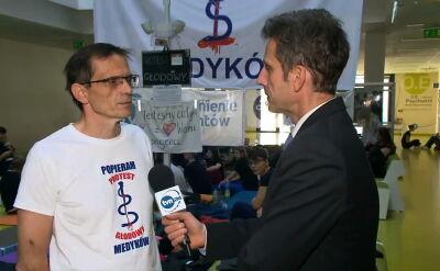 Krzysztof Bukiel o możliwym rozszerzeniu protestu