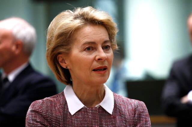 Spór o kandydata na komisarza. Von der Leyen odrzuca propozycję