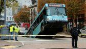 """Autobus """"stanął dęba"""". Niecodzienne zdarzenie w Pittsburghu"""