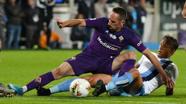Furia Ribery'ego. Po meczu zaatakował sędziego