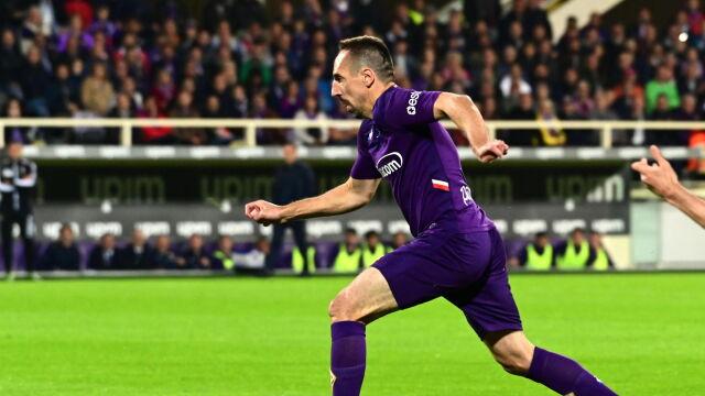 """Za odepchnięcie sędziego Ribery odpocznie od gry. """"Byłem bardzo zdenerwowany"""""""