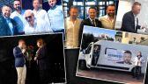Burmistrz warszawskich Włoch przyłapany na przyjęciu łapówki