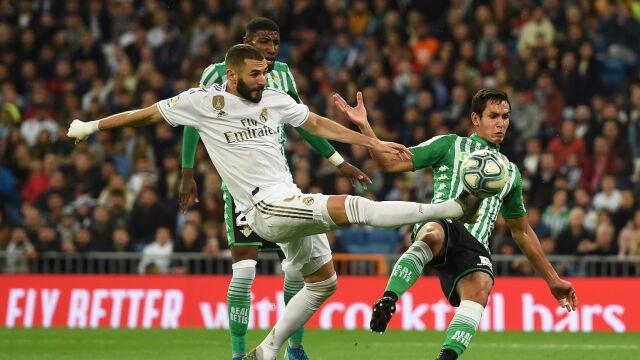 Real nie wykorzystał potknięcia Barcelony. Wielka nieskuteczność