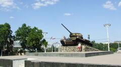 Pomnik Chwały Wojennej – kompleks memorialny w centrum stolicy