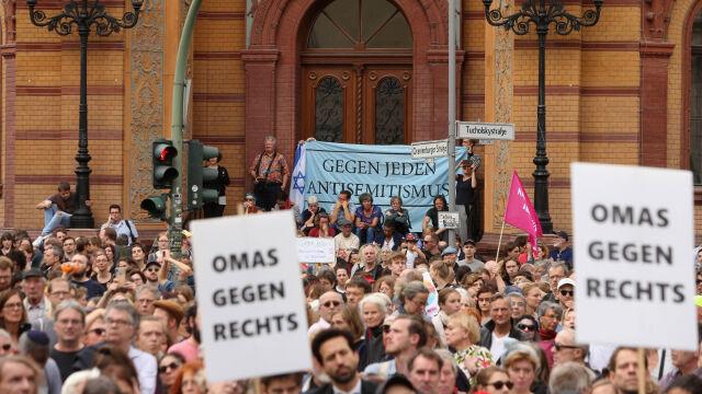 Berlin zapowiada zaostrzenie walki z prawicowym ekstremizmem