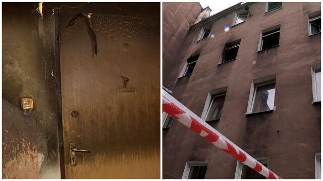 Po tragicznym pożarze część lokatorów może wrócić do swoich mieszkań