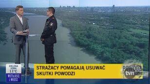 Paweł Frątczak o sytuacji w kraju/TVN24