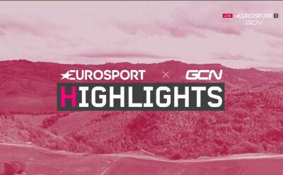 Najważniejsze momenty 12. etapu Giro d'Italia