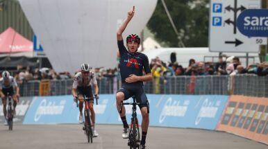 Zwycięstwo Brytyjczyka na 15. etapie Giro. Majka wciąż mocny
