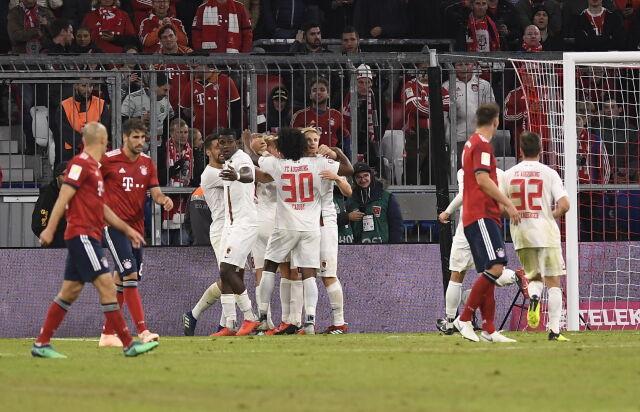 Lewandowski odpoczywał, Bayern stracił pierwsze punkty