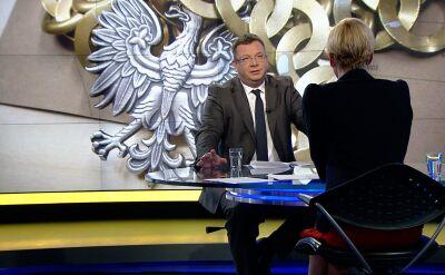 Wójcik o wyroku w sprawie żony prezydenta Poznania