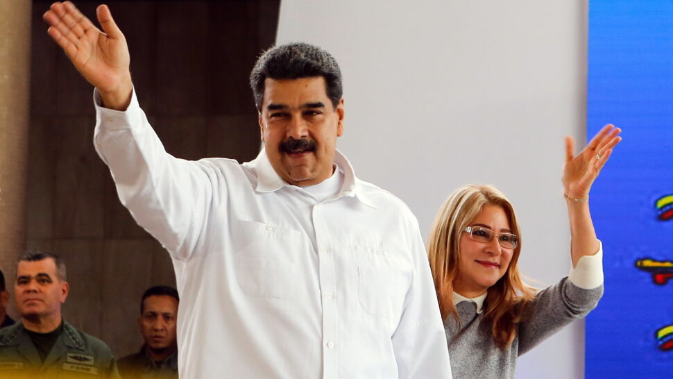Żona Maduro objęta sankcjami USA