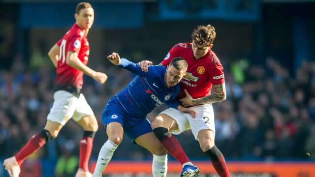 ca4762f78 Chelsea kontra Manchester United w 1/8 finału Pucharu Anglii ...