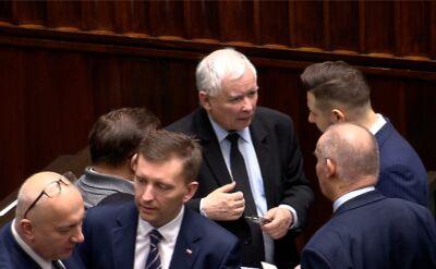 Skrajne reakcje PiS i opozycji w sprawie taśm Jarosława Kaczyńskiego