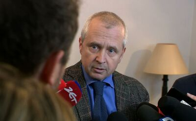 Jacek Dubois informuje o złożeniu zawiadomienia do prokuratury